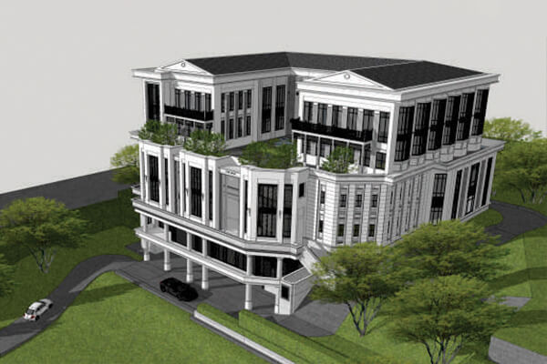 club-house-auramah-valley-3d